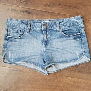 2.1 Denim Jean Shorts
